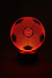 Voetbal FC Groningen led lamp
