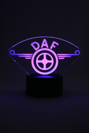 DAF led lamp