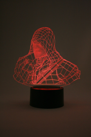 Assassins creed led lamp