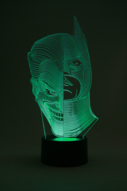 Batman VS The Joker led lamp