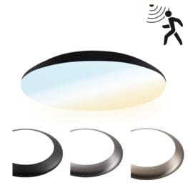 Plafondlamp/Plafonniere met sensor IP65