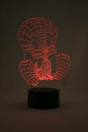 Tweety led lamp