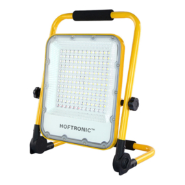LED Bouwlamp Accu 100W
