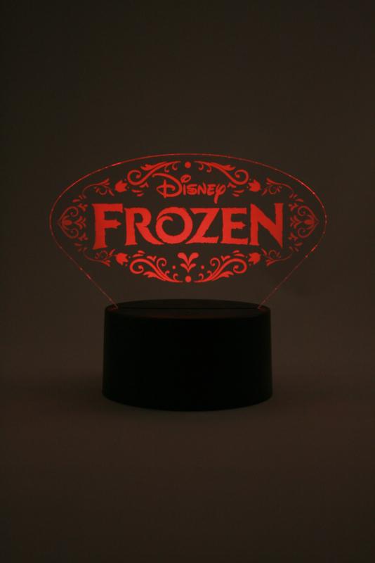 Frozen led lamp
