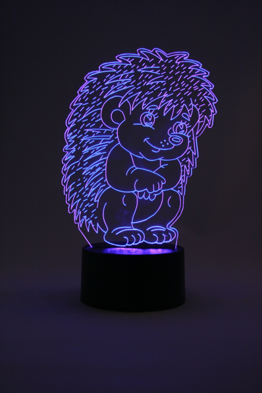 Egel led lamp