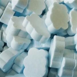 Dextrose wolkjes - blauw