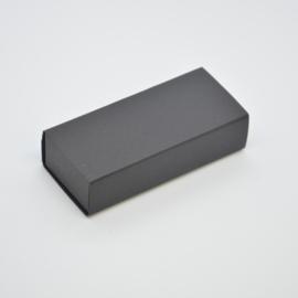 Schuifdoos kort - zwart
