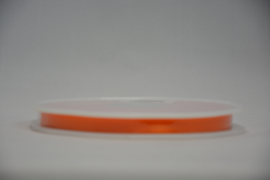 satijn lint - oranje