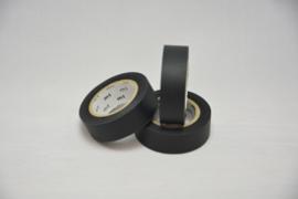 washi - zwart mat