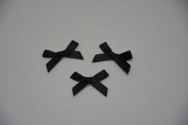 mini strikje - zwart
