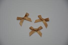 mini strikje - brons