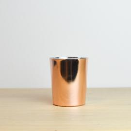 Kaars mini copper