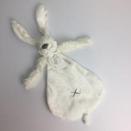 Knuffeldoekje Rabbit Richie (ivory)