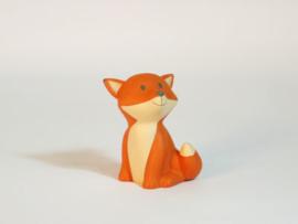 mini-spaarpot Vos - oranje