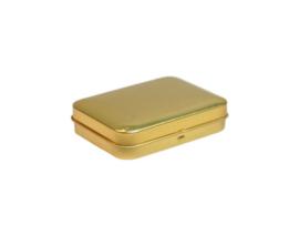 rechthoekig blik - goud