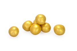 Choco choops parelmoer - goud - 500 gr