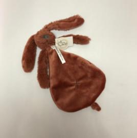Knuffeldoekje Rabbit Richie (rusty)