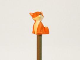 potlood Vos - oranje