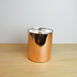 Kaars medium copper