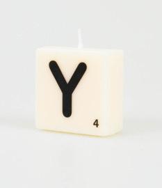Letterkaarsje Y