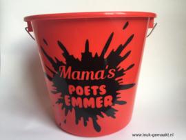 Oma's /mama's poetsemmer