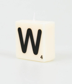 Letterkaarsje W