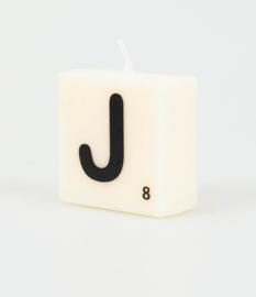 Letterkaarsje J