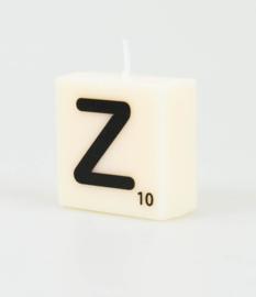 Letterkaarsje Z