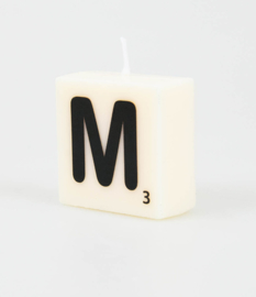 Letterkaarsje M