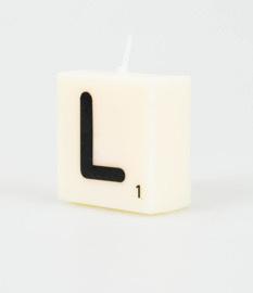 Letterkaarsje L