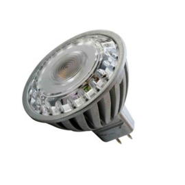 LED MR-16 1 Watt Rood