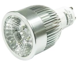 LED GU-10 6 Watt 3000K 30° Reflector Dimbaar