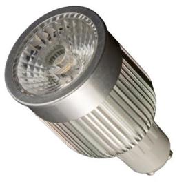 LED GU-10 9 Watt 3000K 40° Reflector Dimbaar