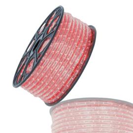 Led lichtslang rood per 2 mtr