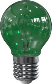 Led filament lamp G45/e27 groen