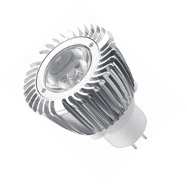 LED MR-11 2 Watt 2800K 35°