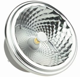 LED AR111 15 Watt 2700K 24° Dimbaar
