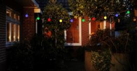 LED Filament Gekleurde Lampen G45 | 10 Set | 5 Kleuren