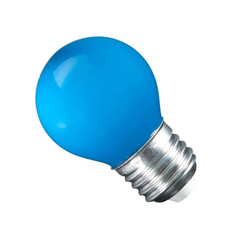 Led lamp blauw