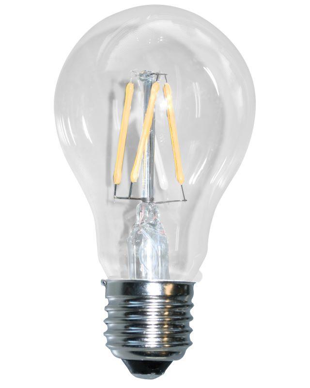 LED Filament Lamp A60 3,5 Watt 2200K Helder