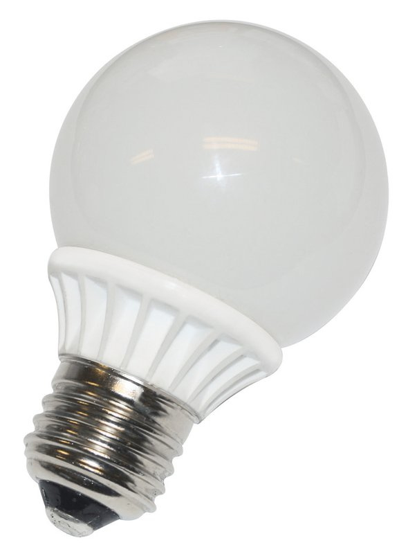 LED A60 Lamp E27 3,5 Watt 2700K Milky