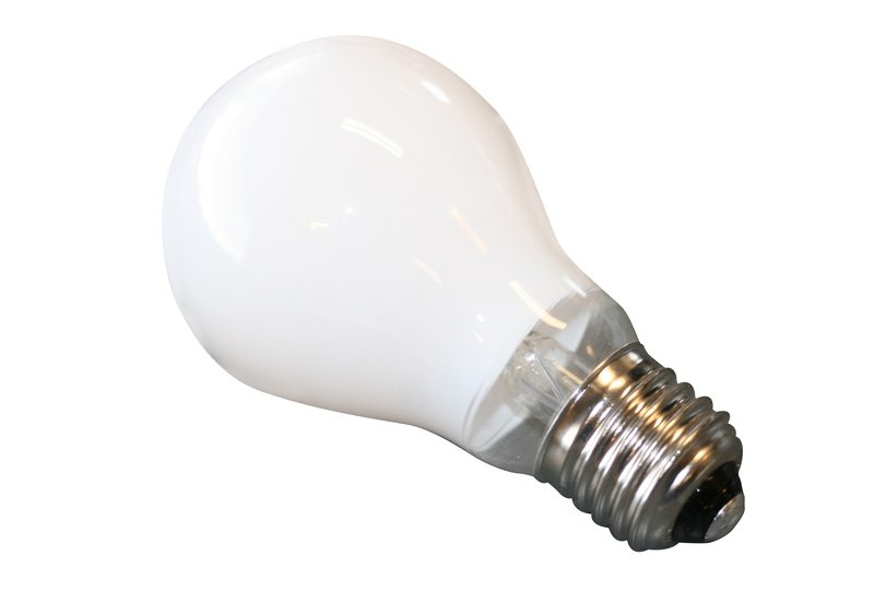 LED Filament Lamp A60 6,5 Watt 2700K Milky