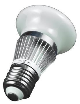 LED M60 Lamp 3 Watt 2700K Milky Dimbaar
