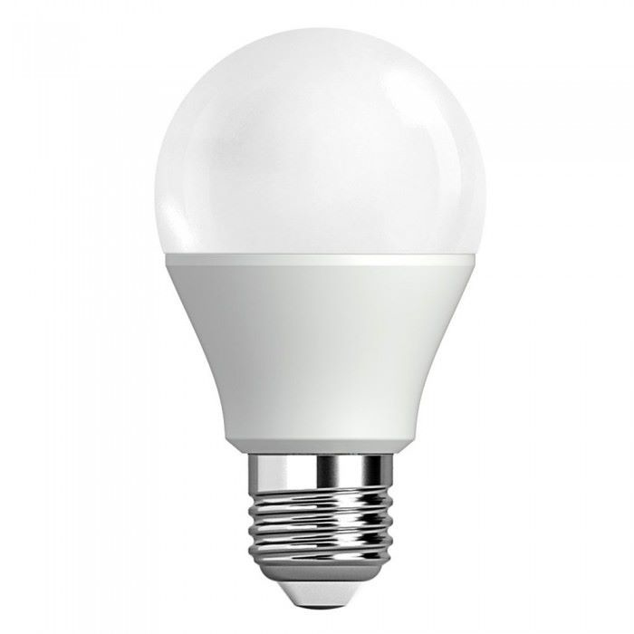 LED A60 Lamp E27 7 Watt 2700K Milky Dimbaar