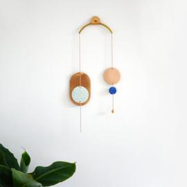 porcelain wall jewelry Arc