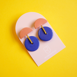 porcelain earrings Jouer