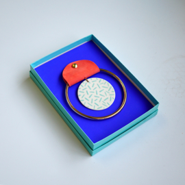 porcelain wall jewelry bonbon