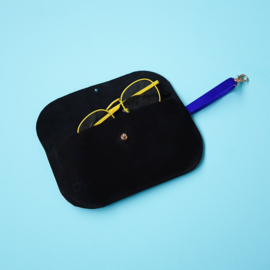 leather spectacle case