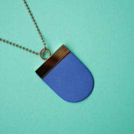 porcelain necklace Cuivre
