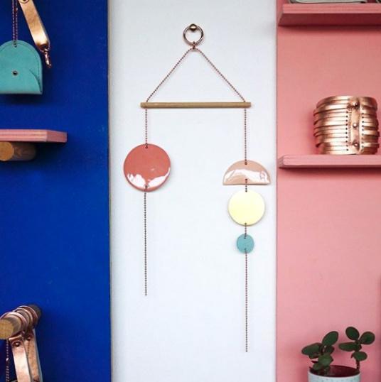 porcelain wall jewelry Balance